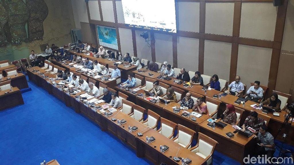 Bos Pertamina Rapat di DPR Bahas Pembangunan Kilang hingga Jargas