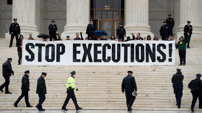 Berapa Negara yang Masih Menerapkan Hukuman Mati di Dunia?
