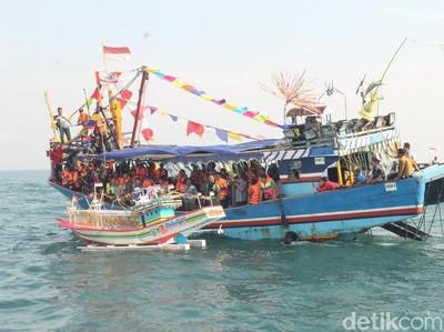 Pakar: Tradisi Sedekah Laut Bisa Dikemas Jadi Objek Wisata