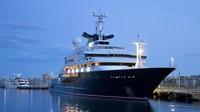 Menurut Fraser, kapal pesiar ini dibangun untuk Ice-class 1A atau dapat melalui lautan es. Octopus juga mampu melintasi samudra, sekitar 12.500 mil laut atau setara 23.150 kilometer dan dapat mencapai kecepatan maksimum 19 knot (Istimewa)