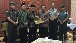 Wabup Malang Dilantik jadi Plt, Gubernur Soekarwo: Bismillah Selamet