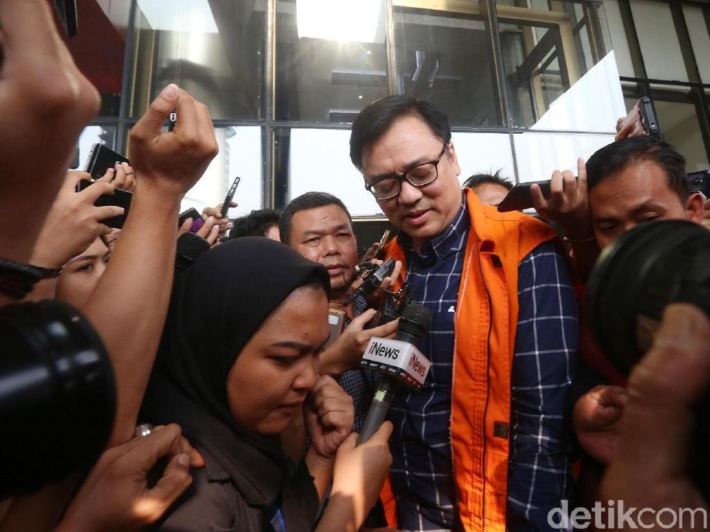 Kasus Suap Meikarta, Direktur Lippo Ditahan KPK!