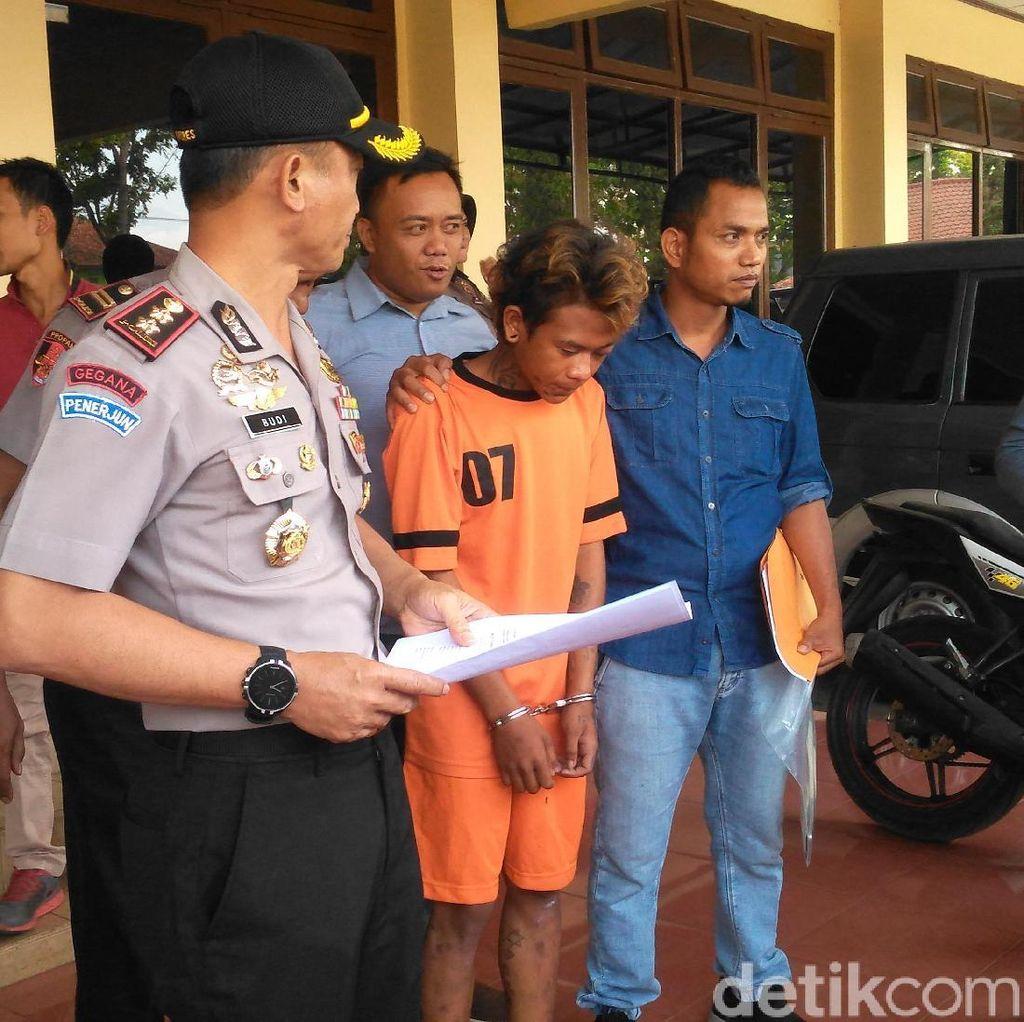 Buronan yang Bunuh dan Hanyutkan 2 Pemuda Garut Ditangkap