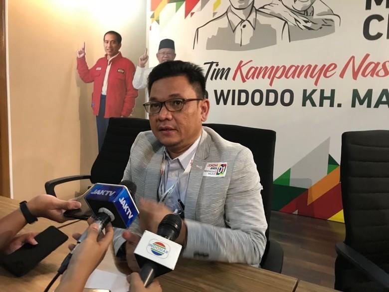 Kubu Prabowo Sebut Bocoran Debat Untungkan Jokowi, Timses: Mereka Grogi
