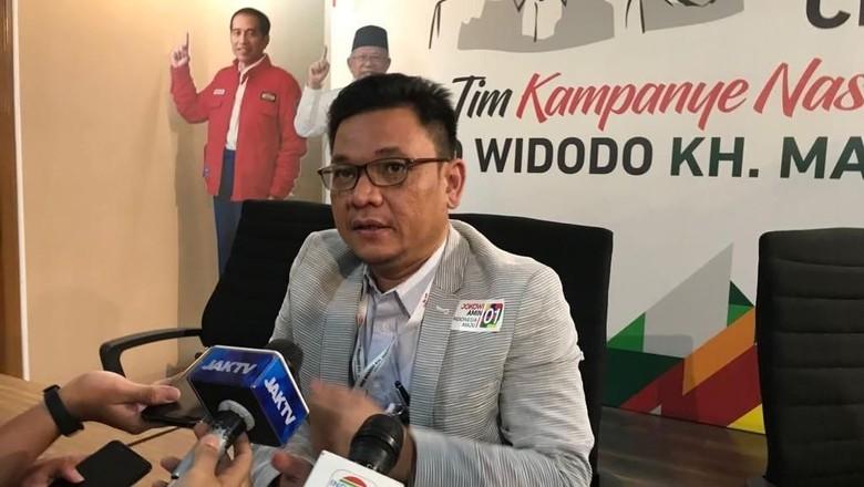 Prabowo Fokus Berlatih Konten, TKN: Wajar, Minim Pengalaman
