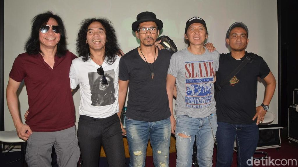 Album Baru Slank Sold Out!