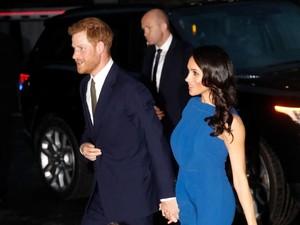 Urutan ke-7 Tahta Kerajaan Inggris, Anak Meghan Markle Tak Akan Punya Gelar