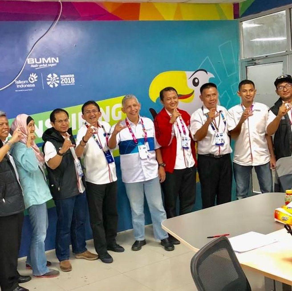Ada Teknologi TelkomCloud di Balik Asian Para Games 2018