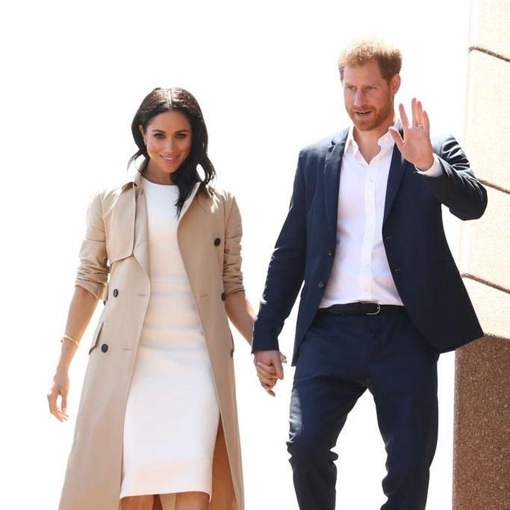 Anak Pangeran Harry akan Jadi Pewaris ke-7 Takhta Kerajaan