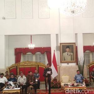 Neraca Dagang Surplus, Jokowi: Kinerja Ekonomi Baik