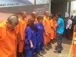 BNN Sita 14,6 Kg dan Puluhan Ribu Ekstasi, 18 Orang Ditangkap