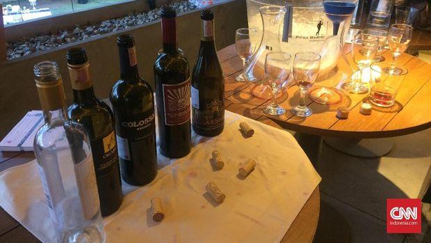 Wine Portugal.