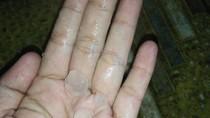 BMKG Jelaskan Fenomena Hujan Es yang Guyur Lubuklinggau