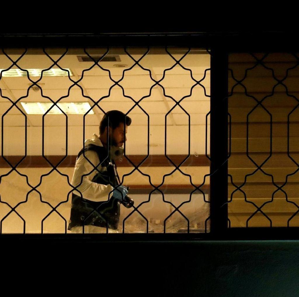 Tim Forensik Lacak Jenazah Jamal Khashoggi?