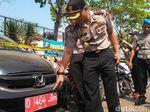 Polantas Garut Amankan Mobil Praktik Sekolah yang Dipakai Oknum Guru