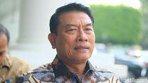 Jokowi Dilaporkan ke Bawaslu karena Suramadu, Moeldoko: Kampungan