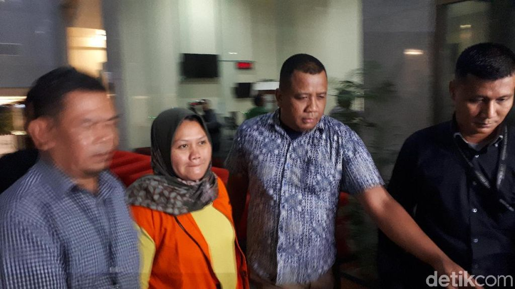 Bupati Bekasi Tersangka Suap Meikarta Ditahan KPK