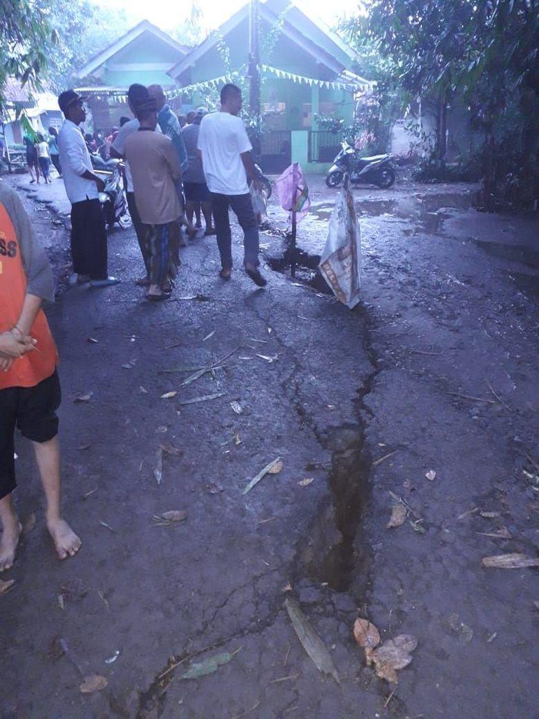Bina Marga: Tanah Geser di Tangerang karena Hujan-Galian Pengembang