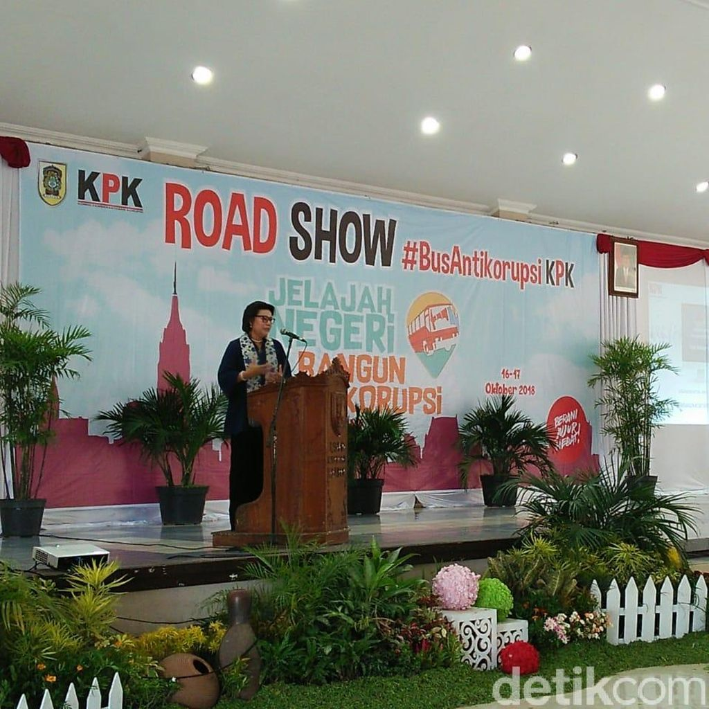 KPK: Biaya Selama Pemilu Jadi Alasan Kepala Daerah Korupsi