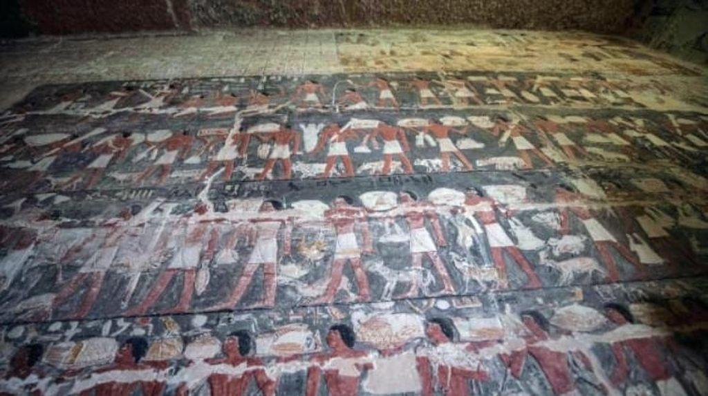 Makam Kuno Berusia 4.000 Tahun Ini akan Dibuka Buat Turis