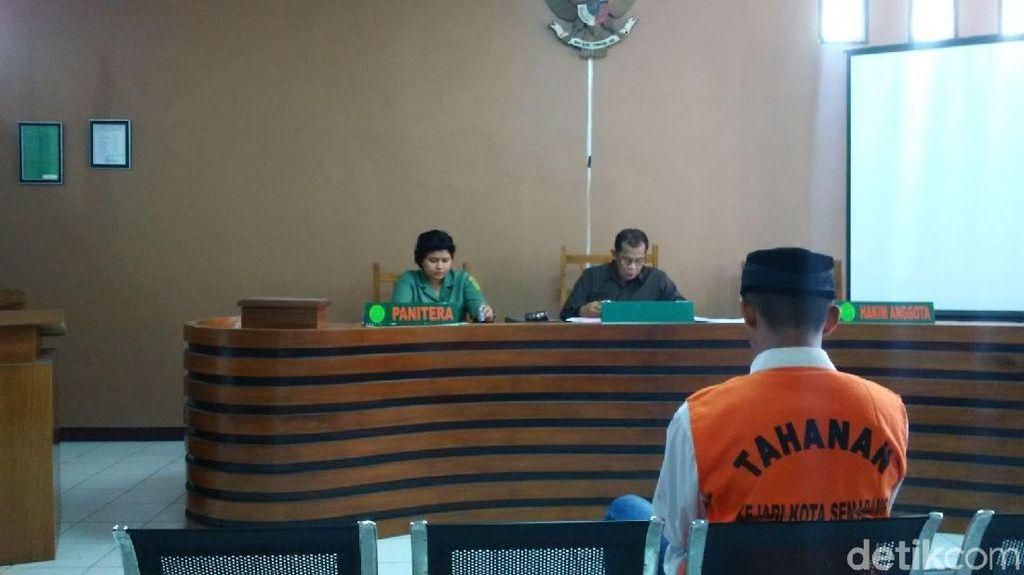 ABG yang Bunuh Perempuan di Resos Semarang Divonis 10 Tahun Bui