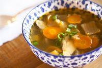 Sarapan Sup Hangat Terbukti Punya Banyak Manfaat Sehat