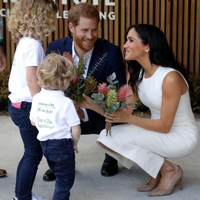 Pangeran Harry dan Meghan Markle. Foto: Getty Images