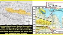 Studi tentang 2 Patahan Aktif di Surabaya yang Mengemuka Lagi