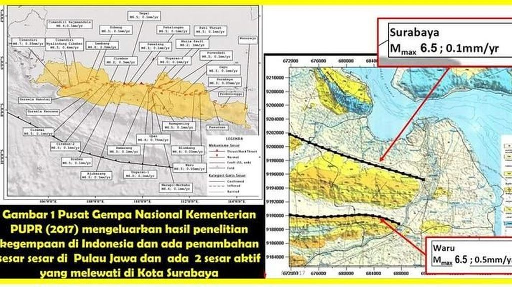 Ini Antisipasi Risma Cegah Gempa dan Tsunami Terjadi di Surabaya