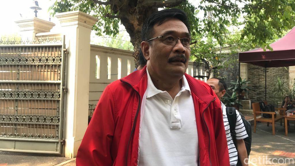 Djarot: Ahok Dukung Jokowi dan Tak Ingin Pendukungnya Golput
