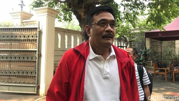 Politikus PDIP, Djarot Saiful Hidayat. (Zunita Amalia Putri/detikcom)