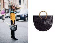 Intip 5 Tas yang Tren Dipakai Fashionista Selama Pekan Mode 2019