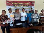 Dalam Sebulan Polisi Amankan 1.000 Lembar Uang Palsu di Karanganyar
