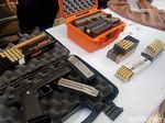 Tembus Lantai 16, Ini Pistol yang Pelurunya Nyasar ke Gedung DPR