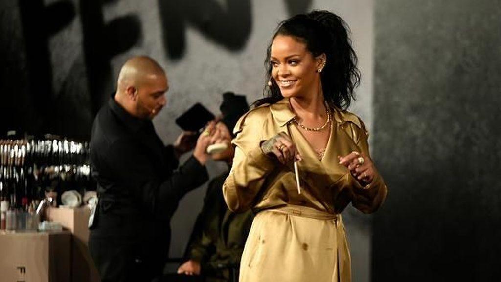 Harta Rihanna Rp 8,4 Triliun, Madonna dan Beyonce Lewat