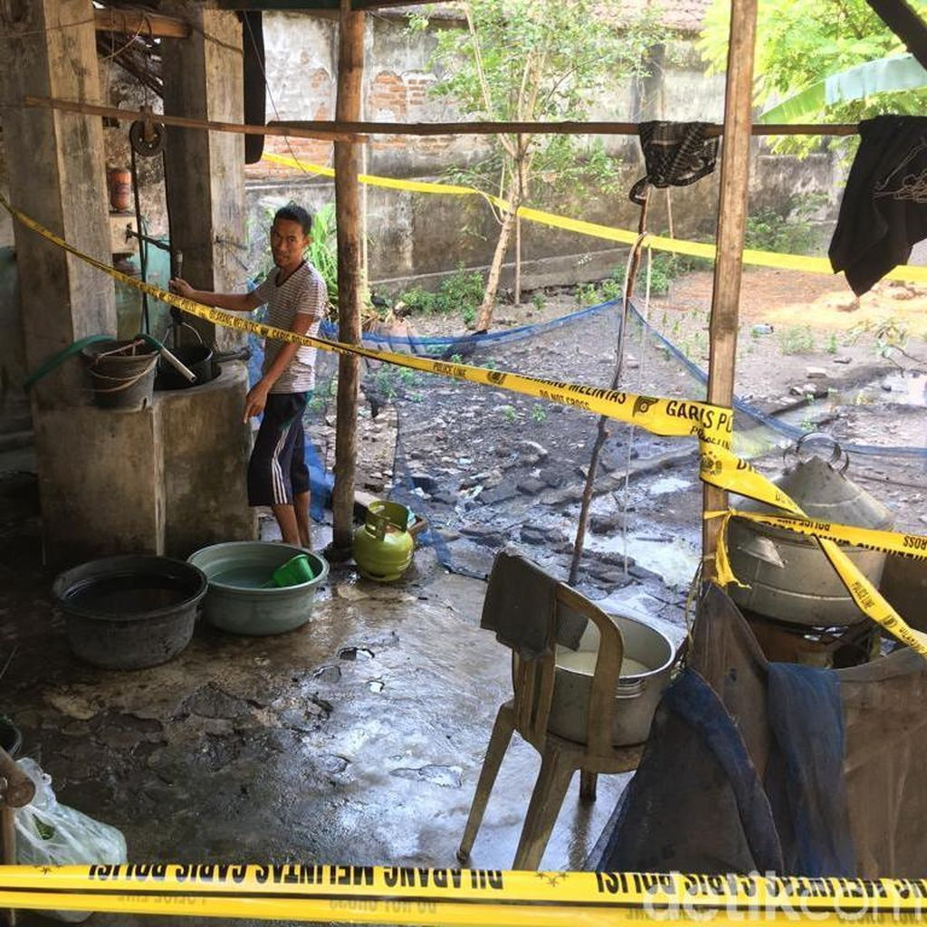 Pastikan Pencemar Sumur Warga, Dinas LH Tunggu Hasil Uji Lab