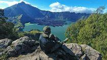 Pelaku Wisata: Semoga Pendakian Gunung Rinjani Cepat Dibuka
