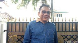M Taufik Sambangi Rumah Ketua DPRD DKI Bahas Wagub