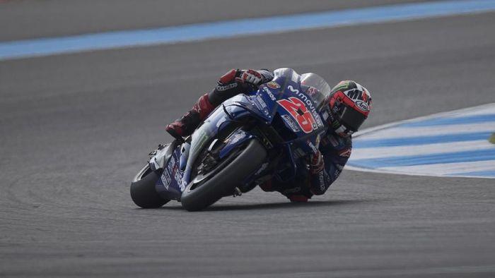 MotoGP 2018 jadi musim terberat Maverick Vinales dalam kariernya. (Foto: Mirco Lazzar Gp/Getty Images)