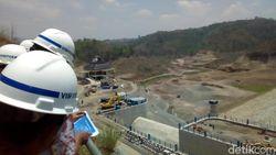 Pembangunan Bendungan Logung Selesai Awal November