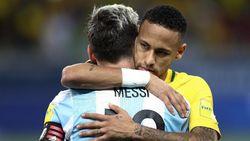 Messi dan Neymar Dibela dari Kritik Van Gaal