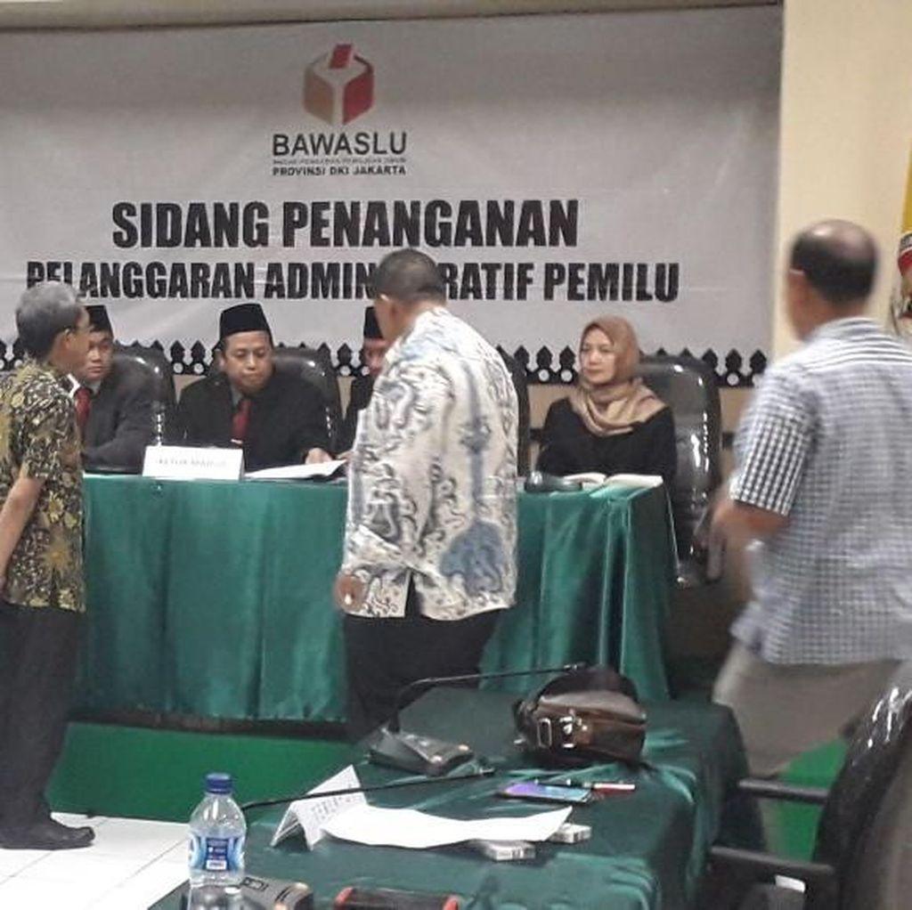 Jokowi-Maruf Amin Dilaporkan ke Bawaslu DKI karena Iklan Videotron
