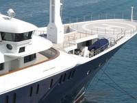 The Octopus merupakan salah satu dari tiga superyachts Allen, karena ia juga memiliki yacht bernama Tatoosh 91 meter dan Medusa 60 meter (Istimewa)