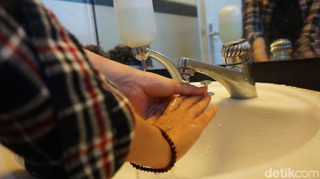 Hari Cuci Tangan Sedunia, Ini Langkah-langkah Mencuci Tangan yang Benar