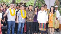 Delegasi IMF Blusukan ke Desa Digital di Denpasar