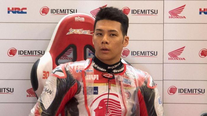 Takaaki Nakagami lanjut di LCR Honda untuk 2019. (Foto: Mirco Lazzari gp/Getty Images)