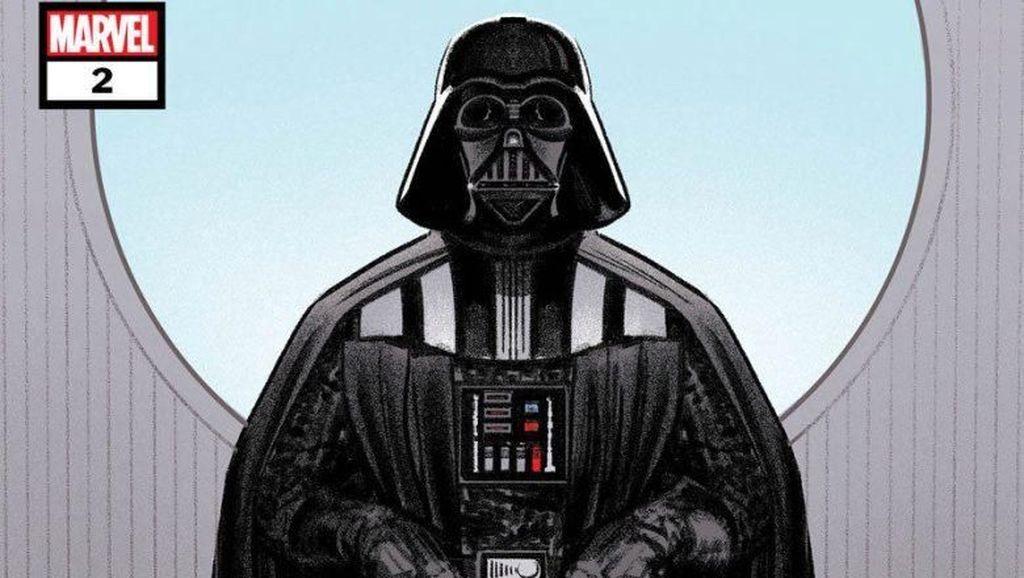 Komik Star Wars: Darth Vader Cetak Ulang, Bawa Kisah Luke Skywalker