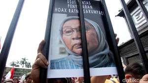 Kasus Hoax Ratna Sarumpaet