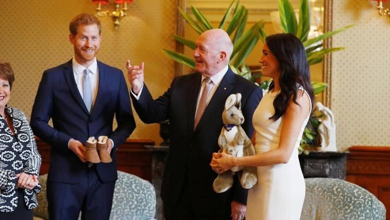 Bahagianya Meghan Markle Dapat Kado untuk Bayinya dari Australia/ Foto: Getty Images