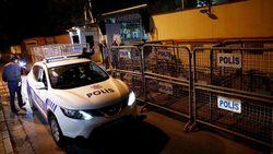 Polisi Turki Telusuri Hutan Istanbul untuk Cari Jasad Khashoggi